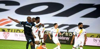 Eray İşcan: Süper Lig: Trabzonspor: 3 Yeni Malatyaspor: 1 (Maç sonucu)