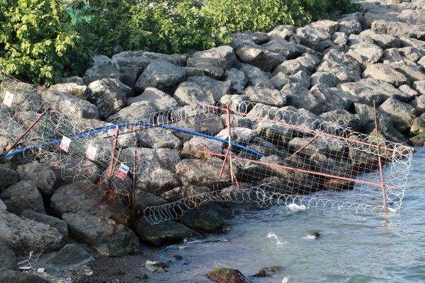 Amatör balıkçılar, kapanan avlaklarının açılmasını istedi