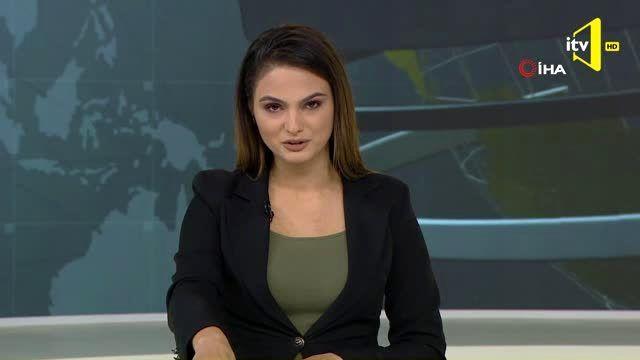 Azerbaycanlı spiker müjdeli haberi anons ederken gözyaşlarına boğuldu -  Haber