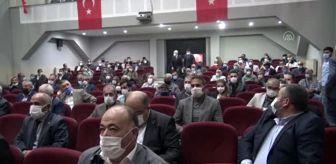 Emin Haluk Ayhan: MHP Genel Başkan Yardımcısı Emin Haluk Ayhan, Kars'ta konuştu