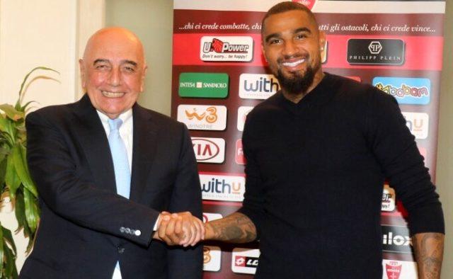Eski Beşiktaşlı Boateng, İtalya Serie B ekibi Monza'ya transfer oldu