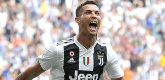 Juventus: Juventus'lu Ronaldo, 14 yıl üst üste en az 30 gol atan ilk futbolcu oldu