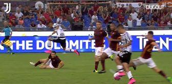 Giorgio Chiellini: Juventus'un Deplasmanda Roma'ya Attığı En İyi Goller