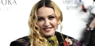 Madonna: MADONNA'DA ŞENAY DEVİ'Yİ SEÇTİ