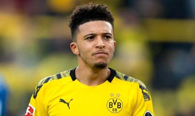 Manchester United'lı taraftarlar: Dünyanın en çekici sporcusu geldi, Sancho artık Dortmund'u bırakmaz