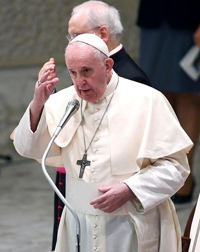 Son dakika! Papa Francis, ABD Dışişleri Bakanı Pompeo ile görüşmesini iptal etti