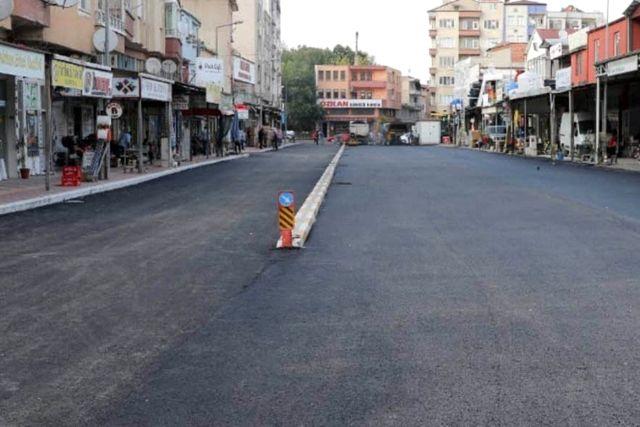 Bafra'da değişim yaşanıyor