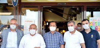 Mado: Endonezya Ankara Büyükelçisi Kahramanmaraş'ta