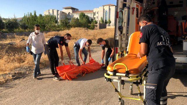 İnşaat halindeki bir binada erkek cansız bedeni bulundu