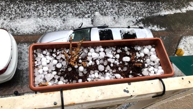 Son Dakika! İstanbul'da beklenen sağanak yağış ve dolu başladı, Meteoroloji'den sel ve su baskını uyarısı geldi