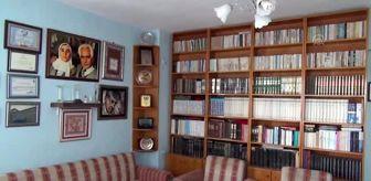 Abdürrahim Karakoç: Bahaettin Karakoç'un 20 bin kitabı, oluşturulacak müzede halkla buluşacak