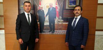Murat Alp: Başkan Şimşek mega projeleri için görüşmelerine devam ediyor