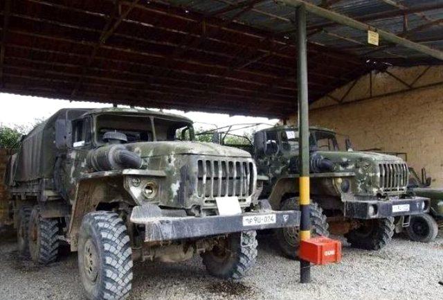 Azerbaycan'dan Ermenistan ordusuna büyük darbe! Kurtarılan topraklarından ilk görüntüler