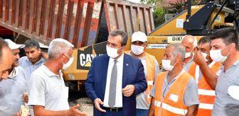 Soner Çetin: Çetin: 'Çukurova'da asfaltsız yol bırakmayacağız'