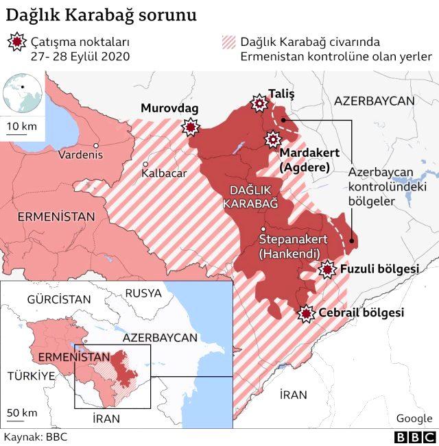 Ermenistan, Azerbaycan karşısında Rusya'dan yardım isteyecek