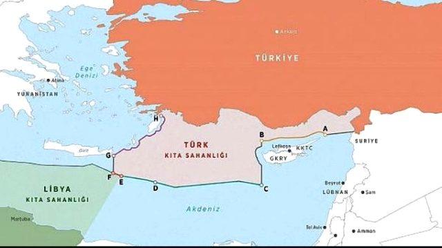 Son Dakika: Birleşmiş Milletler, Türkiye ile Libya arasında yapılan deniz sınırı anlaşmasını tescil etti