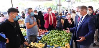 Mehmet Türköz: Vali Fuat Gürel: 'Temaslıları bir dedektif hassasiyetiyle tespit edip kontrol altına alıyoruz'