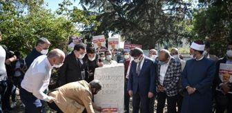 Turan Kışlakçı: Cemal Kaşıkçı Suudi Arabistan İstanbul Başkonsolosluğu önünde anıldı