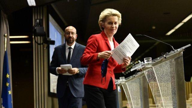 AB Konseyi Başkanı Michel: Türkiye konusunda gelecek iki hafta önemli