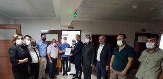 Devlet Bahçeli: MHP Diyarbakır İl Başkanı Kayaalp mazbatasını aldı