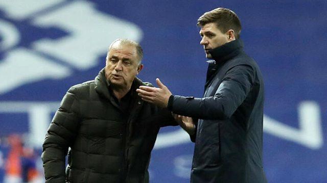 Tartışma sonrası özür dileyen Gerrard'dan Fatih Terim açıklaması: Yıllardır saygı duyuyorum