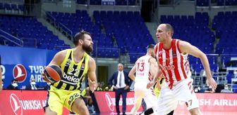 Melih Mahmutoğlu: Fenerbahçe Beko Sırp ekibi yendi