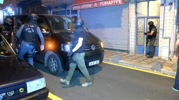 Son dakika haberi! İstanbul'da 10 ilçede DEAŞ operasyonu