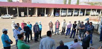 Tufanbeyli: Tufanbeyli Belediyesi, toplu iş sözleşmesini imzaladı