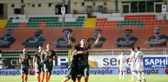 Steven Caulker: Aytemiz Alanyaspor'dan Hatayspor'a gol yağmuru