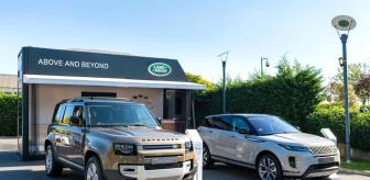 Kemer Country: Land Rover Pop-Up Showroom İstanbul'da