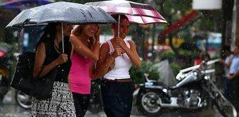 Giresun: Pazar keyfiniz yarım kalmasın! Meteoroloji'den 12 kente sağanak uyarısı