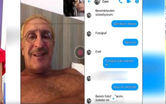 Evli kadına çıplak fotoğraflar gönderen Cem Özer'den pes dedirten itiraf: Sosyal medyadan seviştik