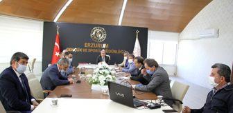 Karayazı: GSİM gençlik spor ve KYK faaliyetlerini masaya yatırdı