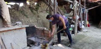 Kastamonu: Çam kozalağından üretilen pekmez ilgi görüyor