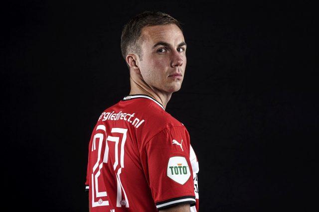 G.Saray'ın uzun süre peşinden koştuğu Götze, PSV'ye transfer oldu