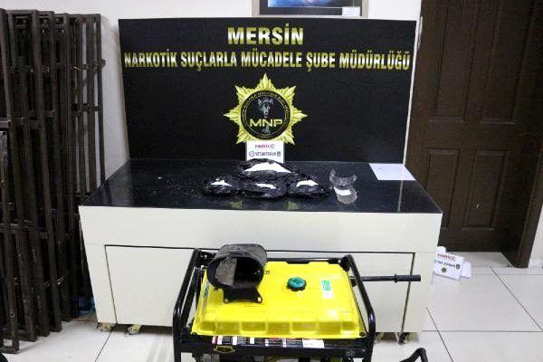 Mersin'de takside ve 2 yolcu otobüsünde uyuşturucu ele geçirildi - Haber