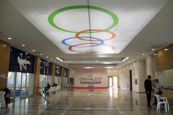 Son dakika haberi! Avrupa Artistik Cimnastik Şampiyonası Mersin'de yapılacak