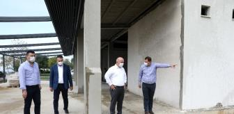 Cüneyt Şentürk: Darıca'ya deniz manzaralı yeni sosyal tesis