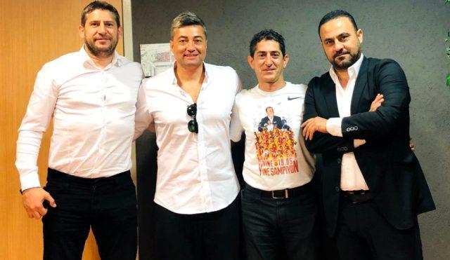 Galatasaray'da İdari Direktör Şükrü Hanedar ile yollar ayrılıyor