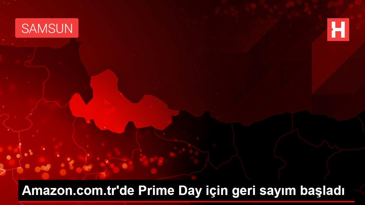Amazon.com.tr'de Prime Day için geri sayım başladı