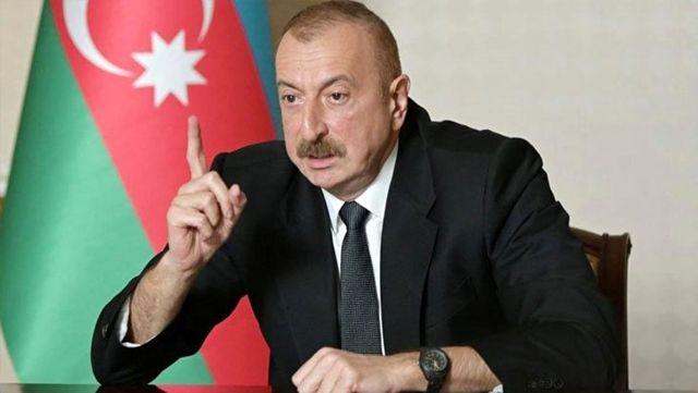 Azerbaycan Cumhurbaşkanı Aliyev: İşgalcilere son şansı veriyoruz, topraklarımızdan çıkın