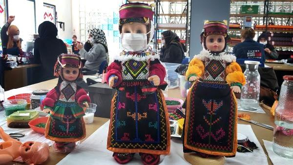 Dünya birincisi 'Damal bebeği' artık maskeli