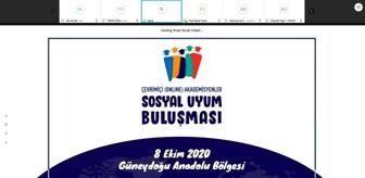 Güneydoğu Anadolu Bölgesi: Göç İdaresi Genel Müdürlüğünden 'Akademisyenler Sosyal Uyum Buluşması'