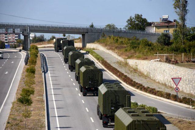 Türkiye, S-400 atışlı testleri için Karadeniz'de Navtex ilan etti