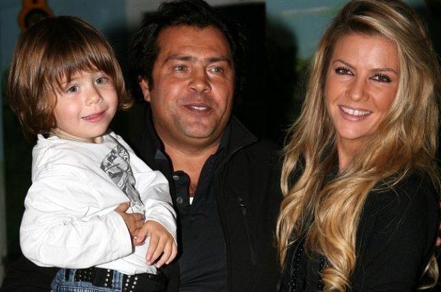 Ivana Sert, oğlu Ateş'in nafakasını az bulduğu için eski eşi Yurdal Sert'e dava açtı