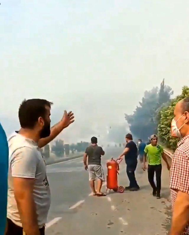 Son Dakika: Hatay'daki orman yangınları tam olarak kontrol altına alındı