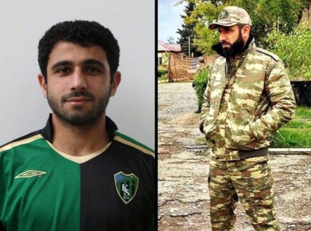 Türkiye'de de top koşturan ünlü futbolcu, Azerbaycan ordusuna katıldı