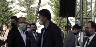 Tatlıcak: Çevre ve Şehircilik Bakanı Murat Kurum Konya'da - Detay