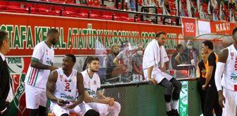 Şampiyonlar Ligi: Karşıyaka'nın salon sorunu