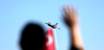 Mudanya: SOLOTÜRK Mudanya Mütarekesi için uçtu